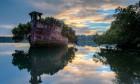 102-Year-Old Abandoned Ship, Ayrfield, Australia
