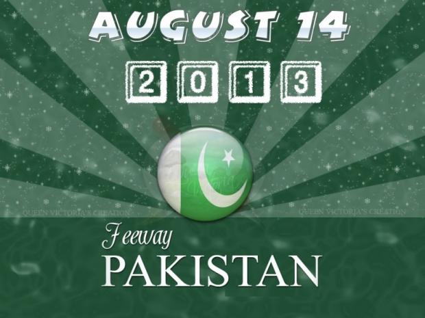 14 August 2013 Pakistan