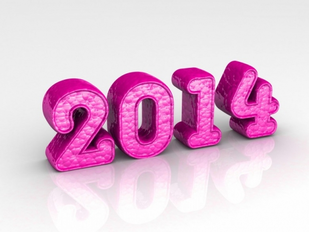 2014 Numbers Happy 2014 New Year Image, Wallpaper hd