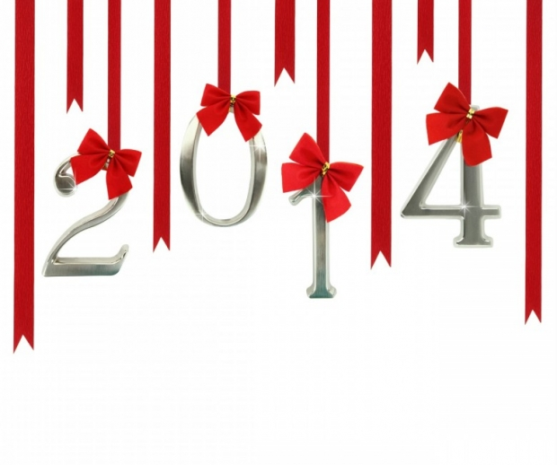 2014 Numbers Happy Image, Wallpaper 2014 New Year