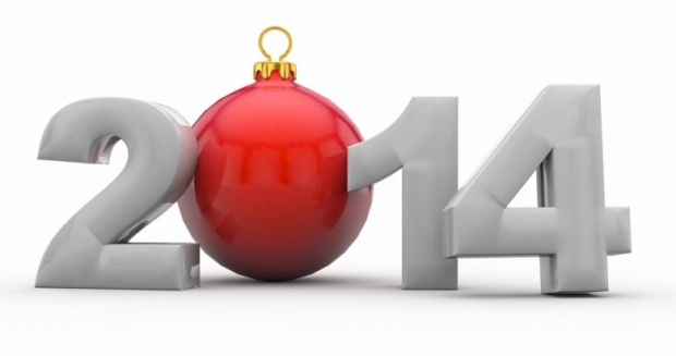 2014 Numbers amazing Happy 2014 New Year Image, Wallpaper