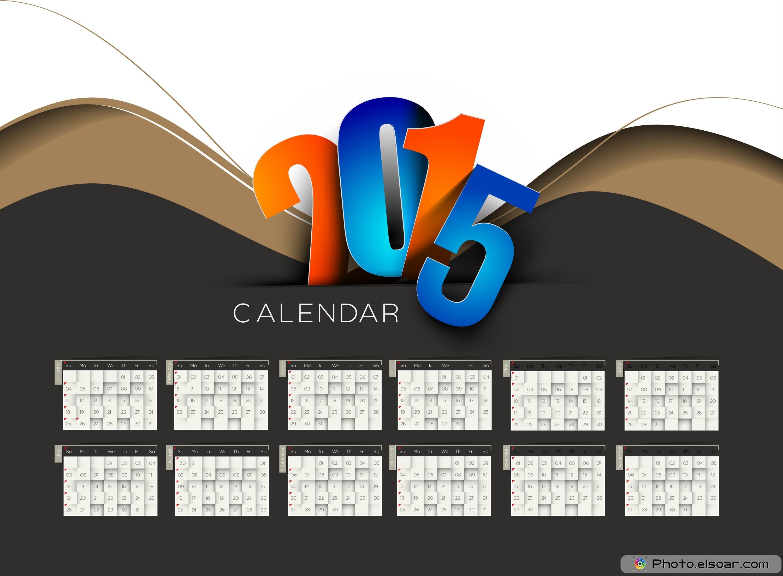 3000 x 2205 jpeg 839kB, Ten Great Free Designs For Calendars 2015 ...