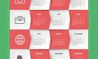 2015 Calendar Date For Company