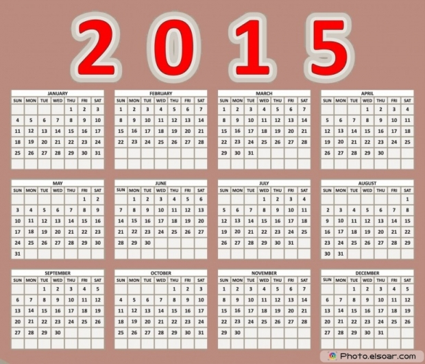 get 2015 printable calendars  u2013 free download  u2022 elsoar