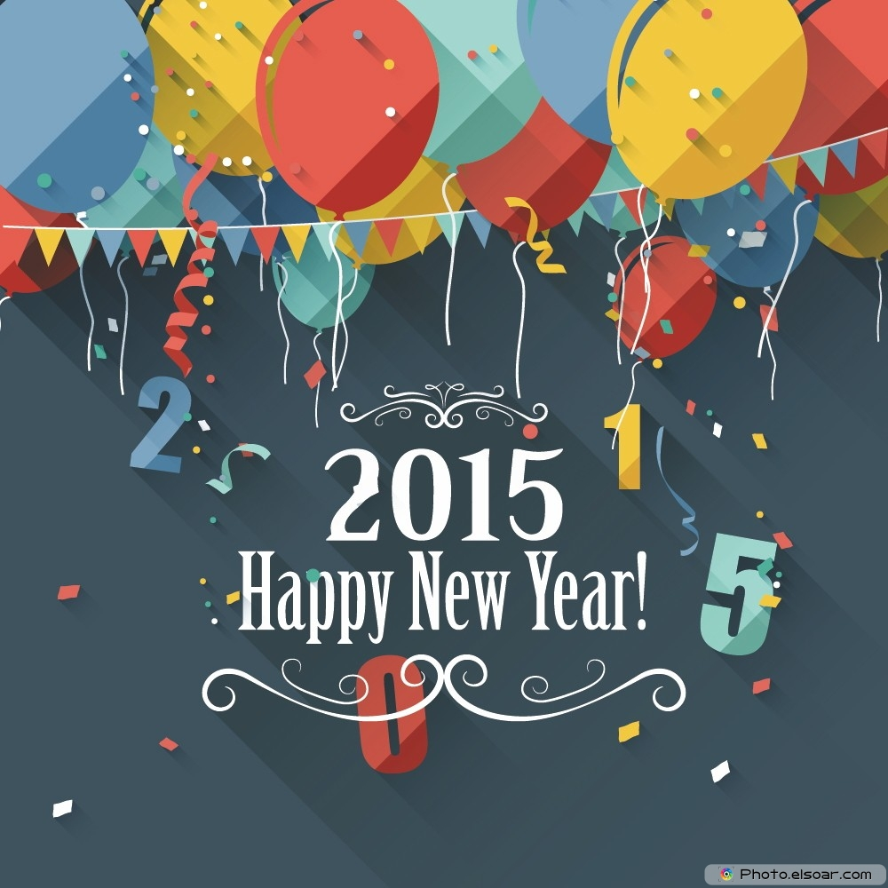 Wallpaper download new year 2015 - 2015 Happy New Year Free Download Wallpaper