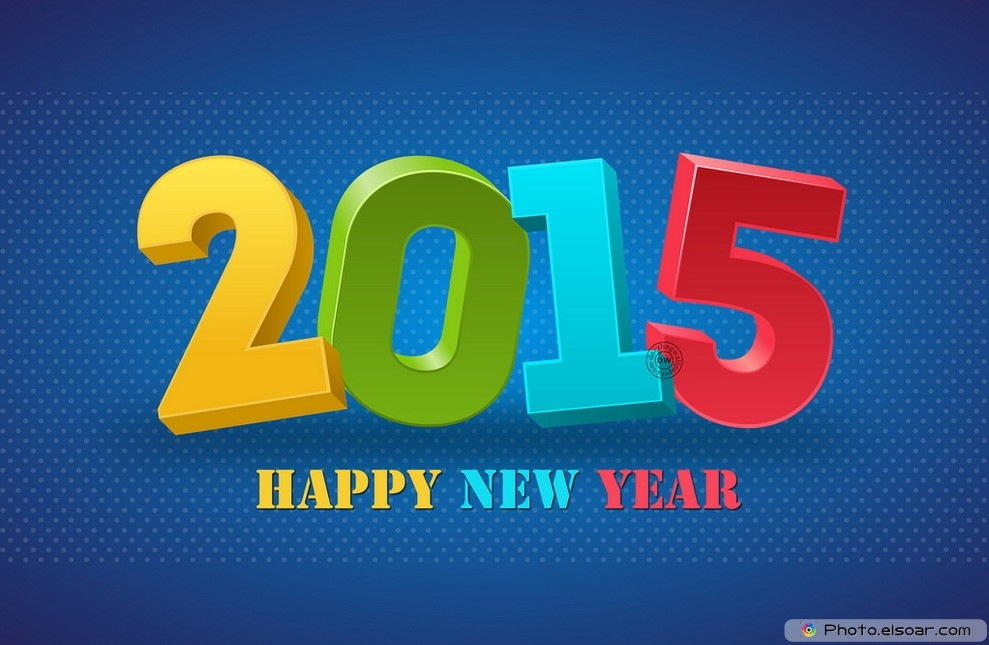 Latest: Happy New Year 2015 Wallpapers – Free Download