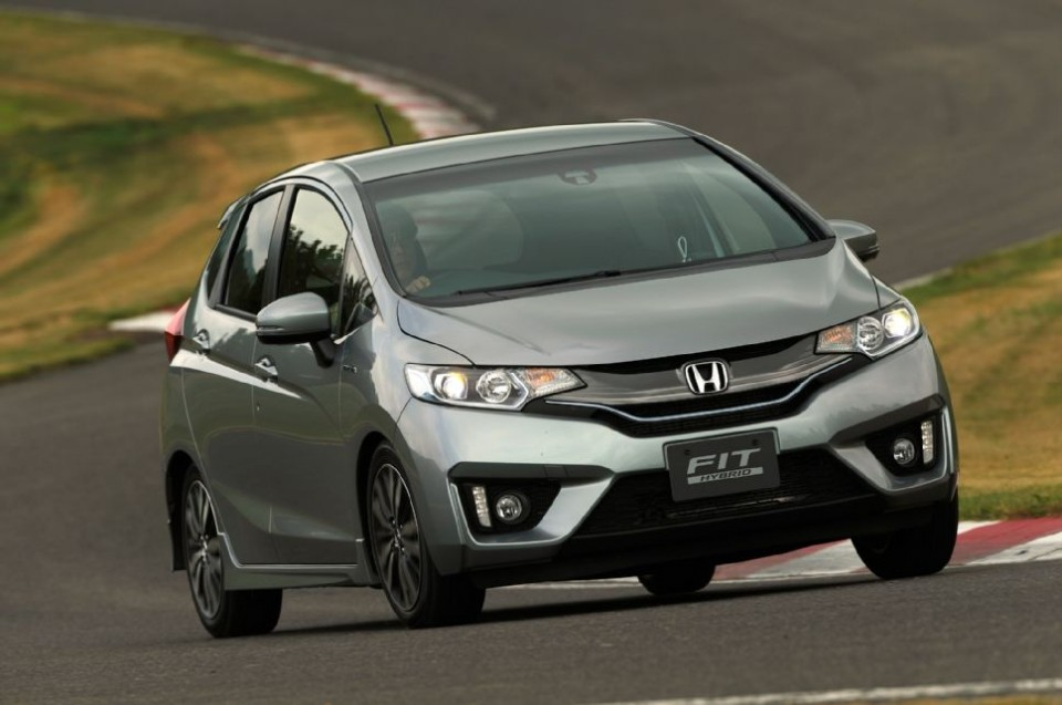 2015 Honda Fit in Pictures & Wallpapers • Elsoar