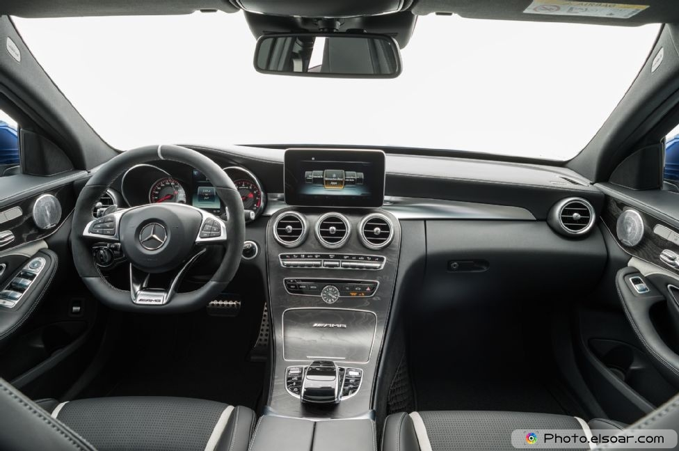 2015 Mercedes Amg C63 S Wagon Interior
