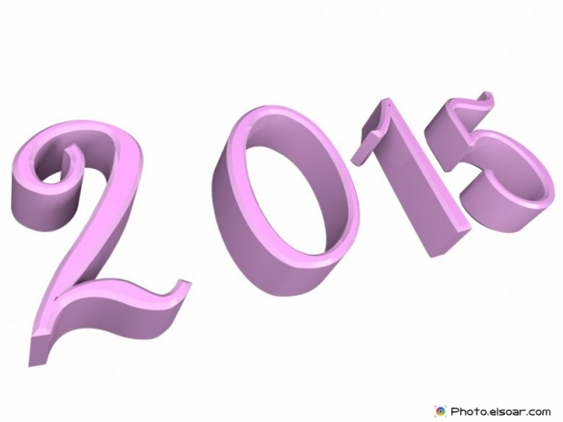 2015 Stylish 3D Text H