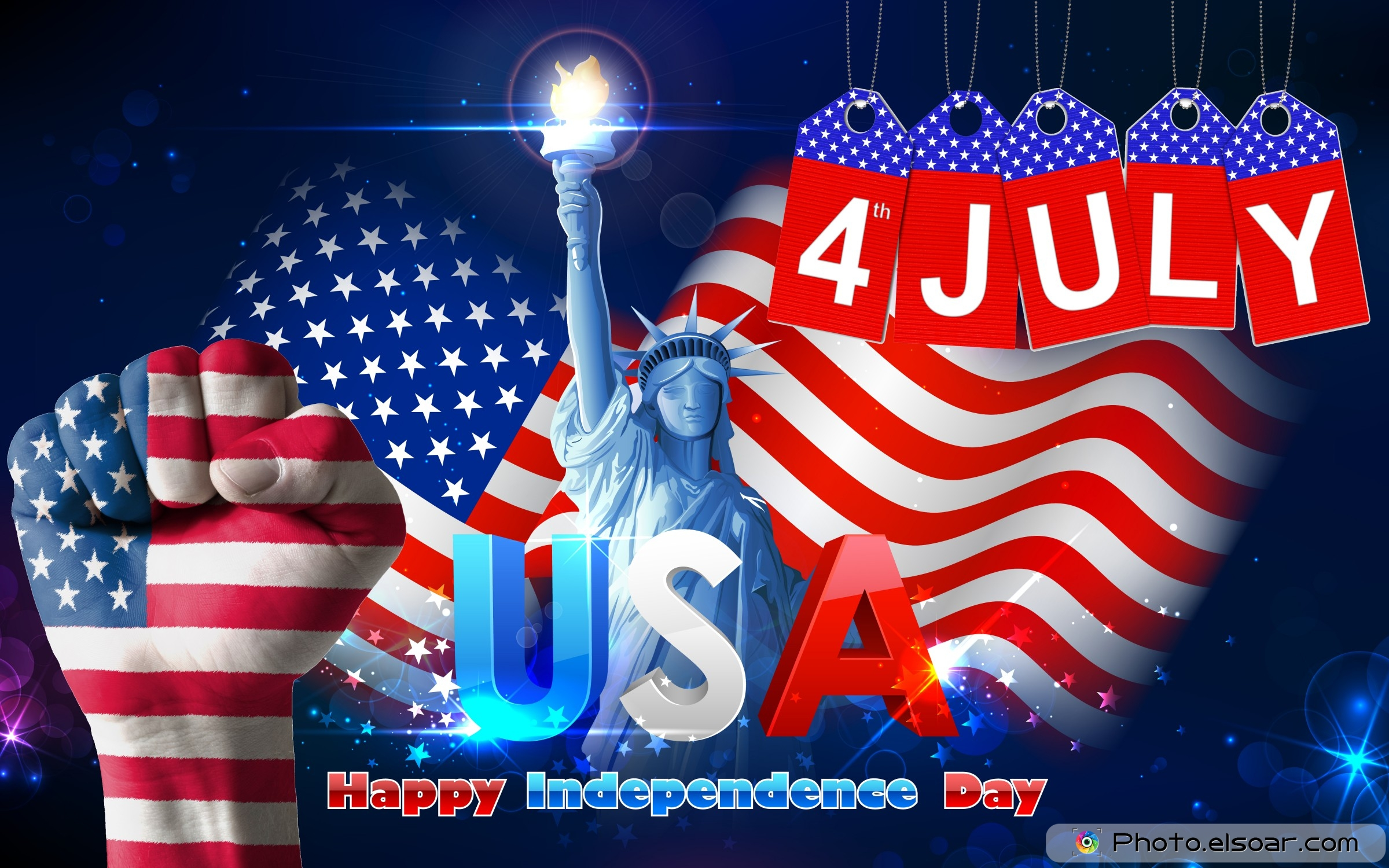4th of july hd wallpapers – happy usa independence day • elsoar