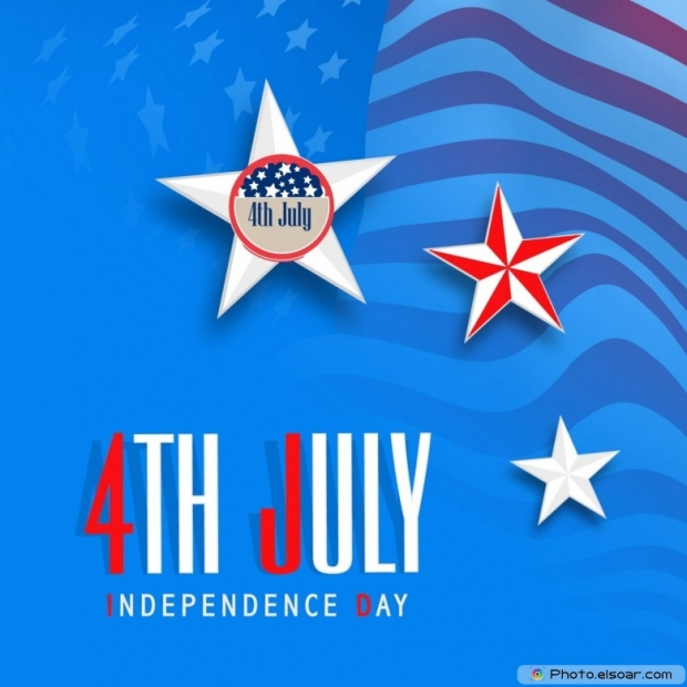 4th of July, American Independence Day celebrations
