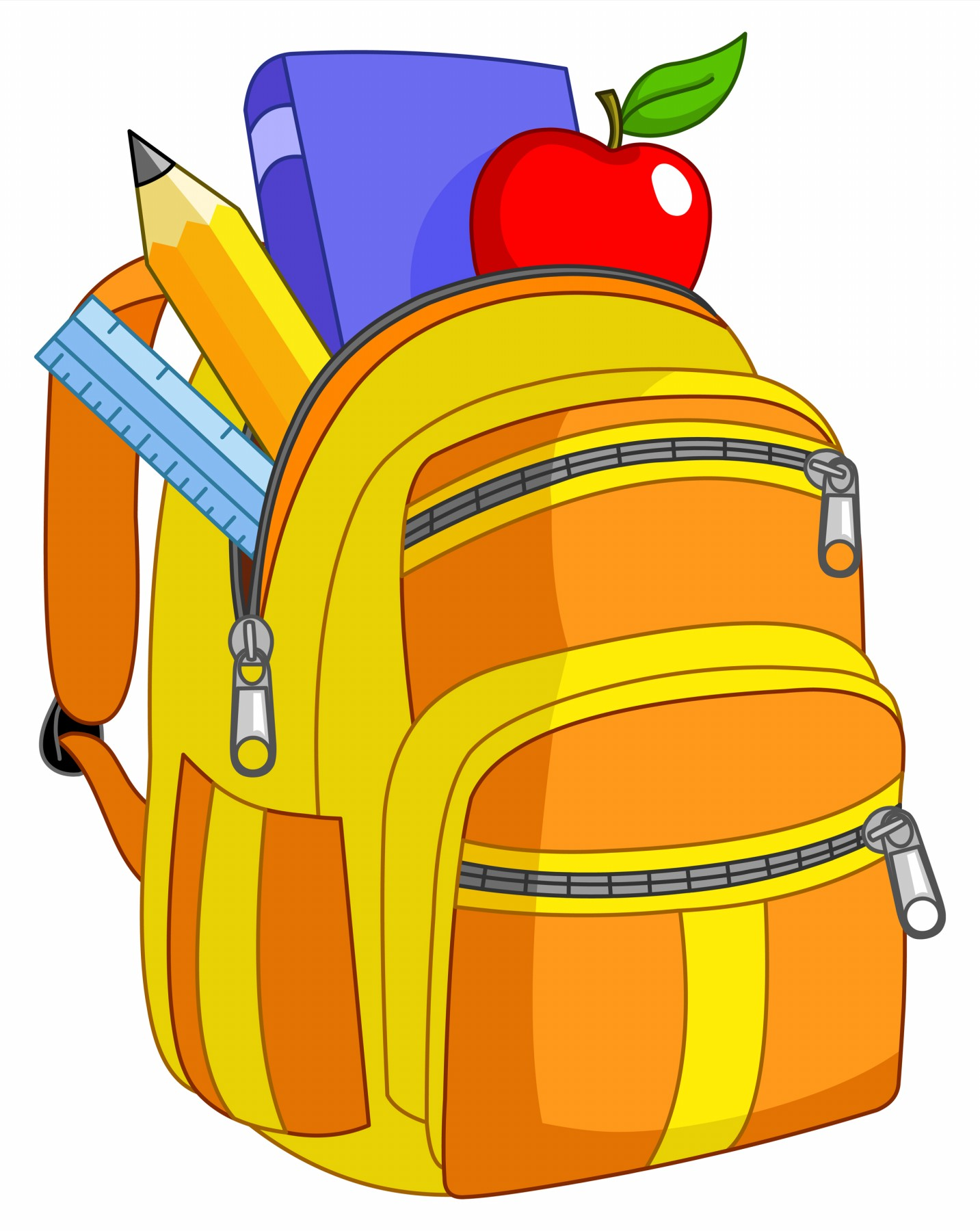 clipart rucksack - photo #37