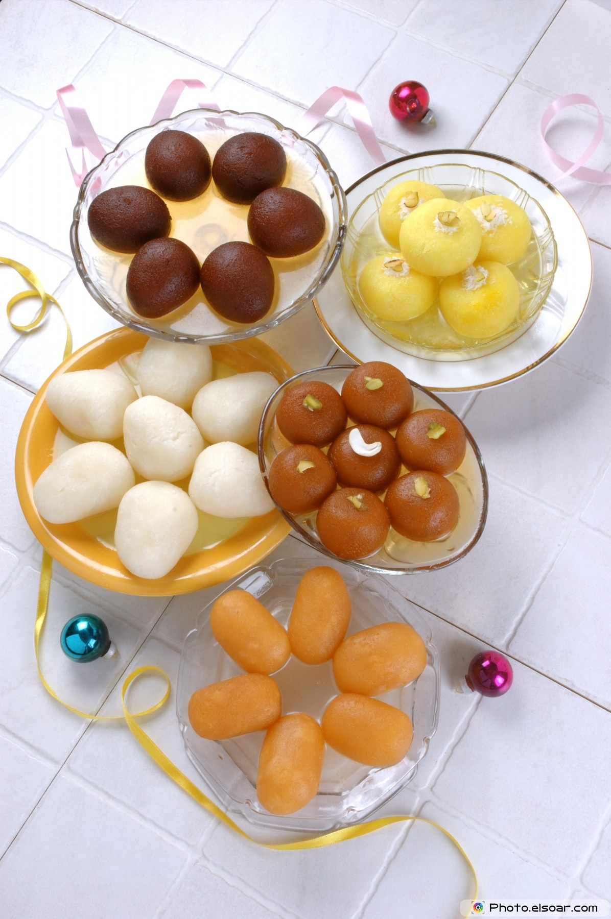 25 Delicious Indian Sweets. In Pictures