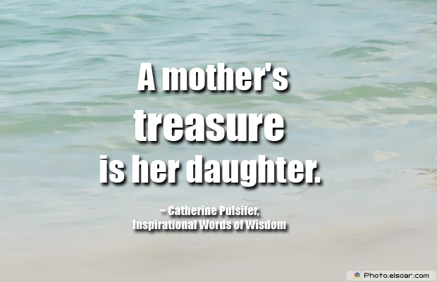 A mother's treasure