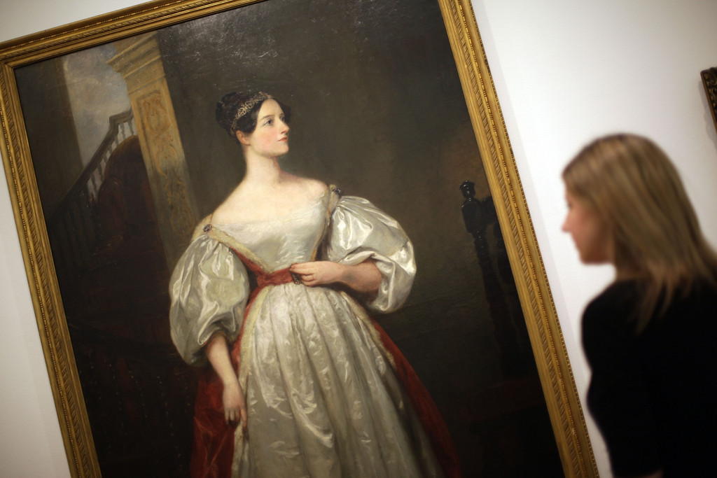 Ada Lovelace's 197th Birthday