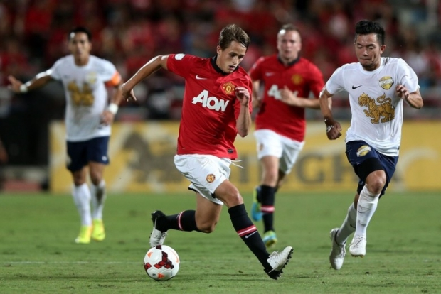 Adnan Januzaj Photos. Manchester United 2