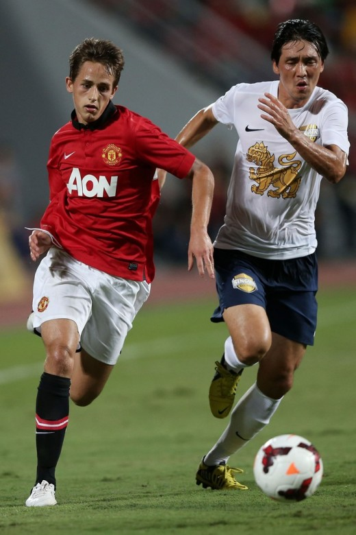 Adnan Januzaj Photos. Manchester United 4