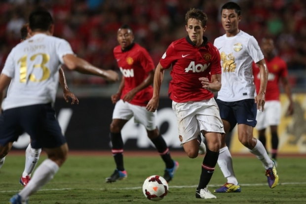 Adnan Januzaj Photos. Manchester United 5