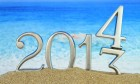 Amazing 2014 New Year Designs