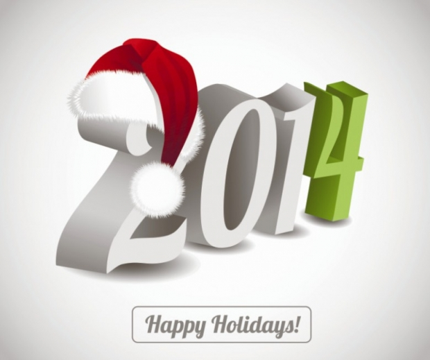 Amazing 2014 New Year Design 10