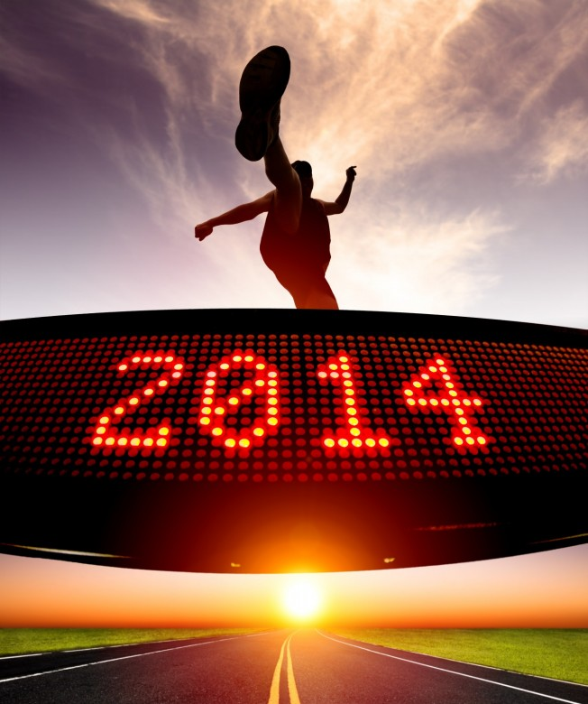 Amazing 2014 New Year Design 3