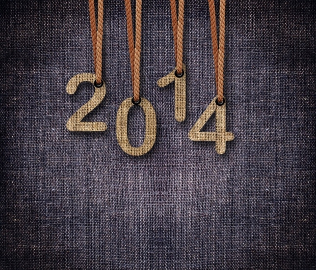 Amazing 2014 New Year Design 7