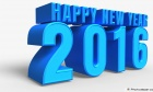Amazing Happy New Year 2016 HD Wallpaper