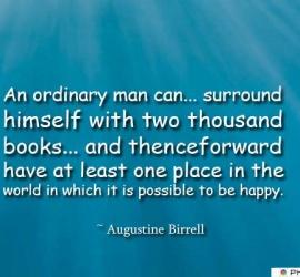 An ordinary man can