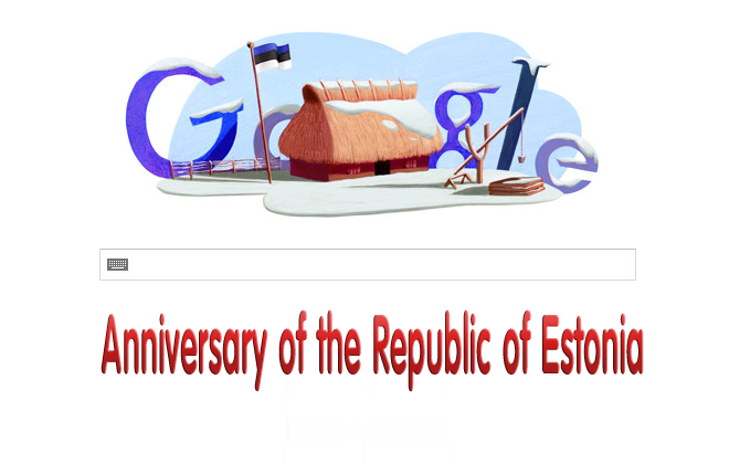 Anniversary of the Republic of Estonia