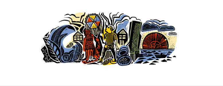 Antonio Berni's 108th Birthday Google Doodle