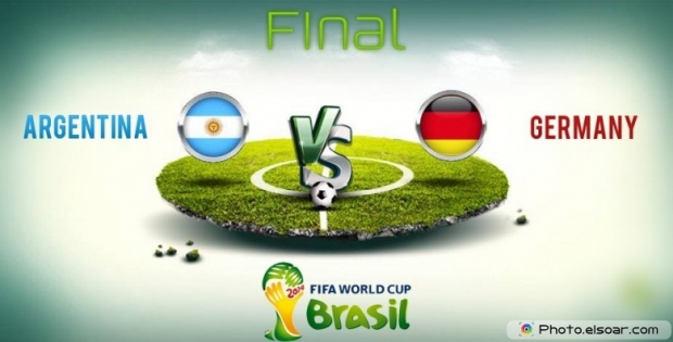 Argentina vs Germany World Cup 2014 Final Match