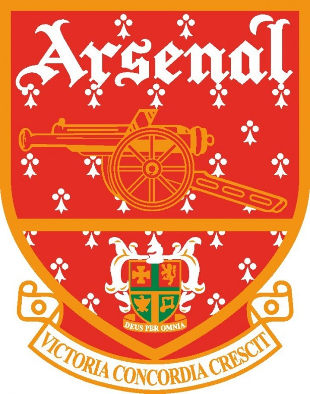 Arsenal Logo B