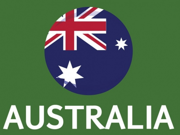 Australia Flag FIFA World Cup