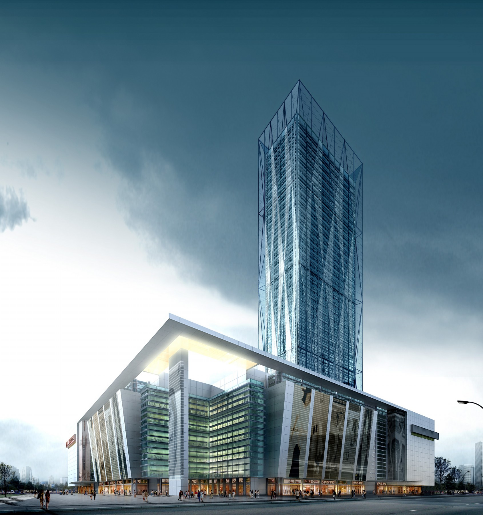 11 HD Photos] Awesome Modern Cities with Buildings ? Elsoar
