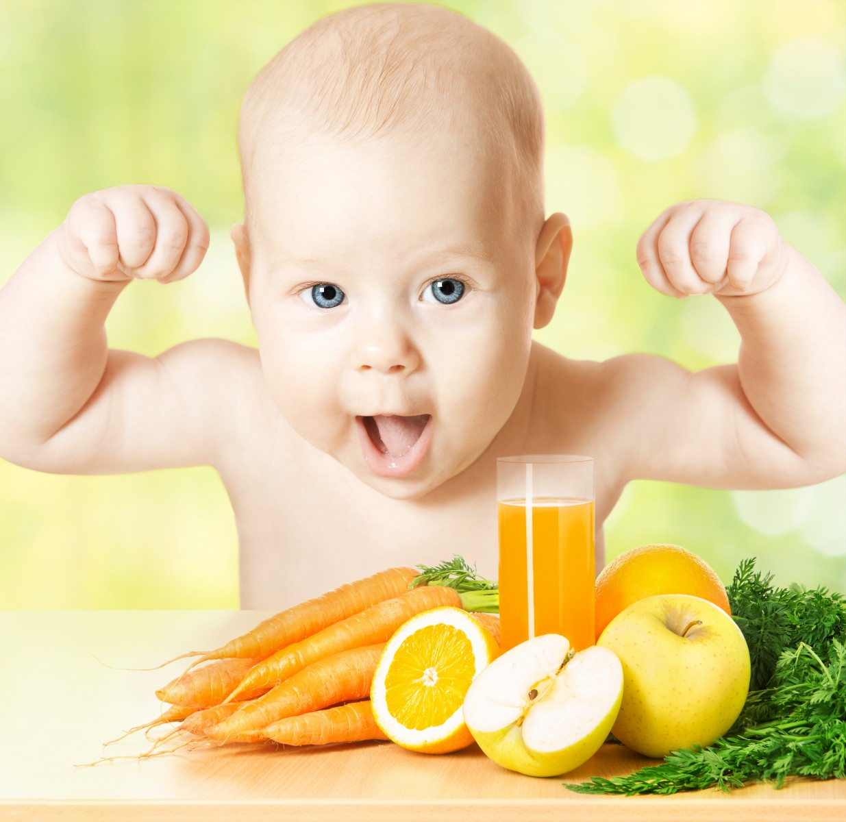Fresh juice and fruits in hd photos cute babies photos collection - Baby Fresh Fruit Meal And Juice Glass