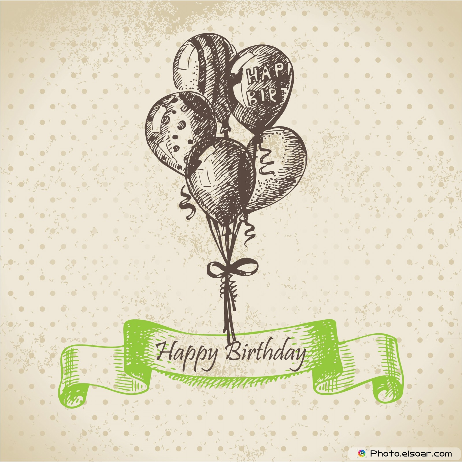 22 Happy BirthDay Cards on Bright Backgrounds Elsoar – Birthday Cards Backgrounds