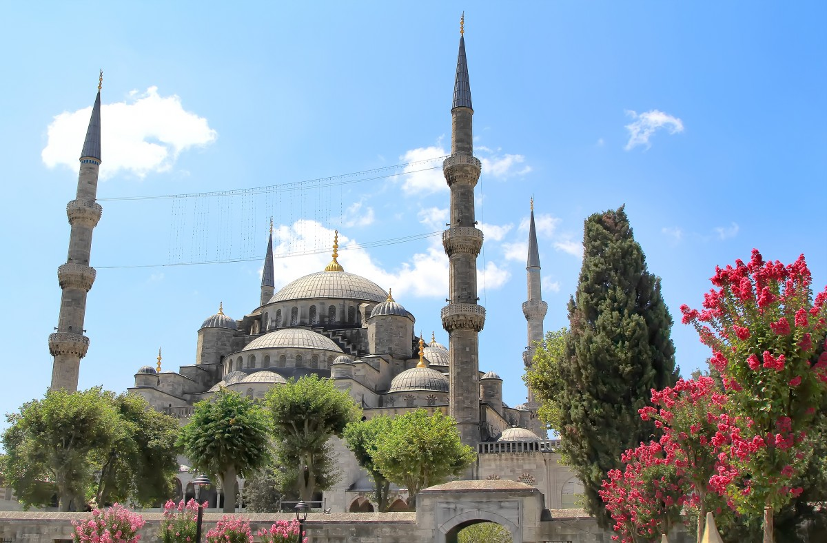 The Most Beautiful Tourist Destinations in Istanbul - ELSOAR