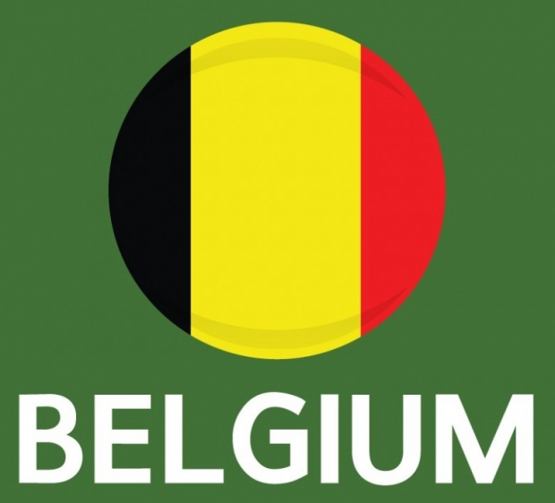 Belgium Flag FIFA World Cup