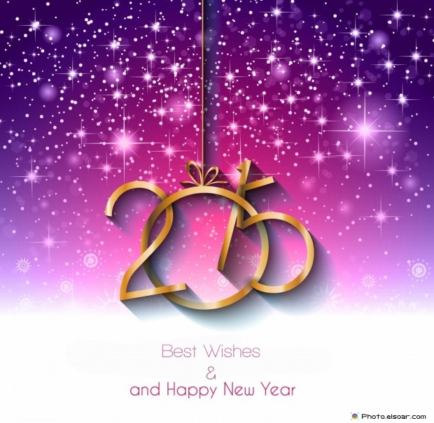 Best Wishes 2015 And Happy New Year
