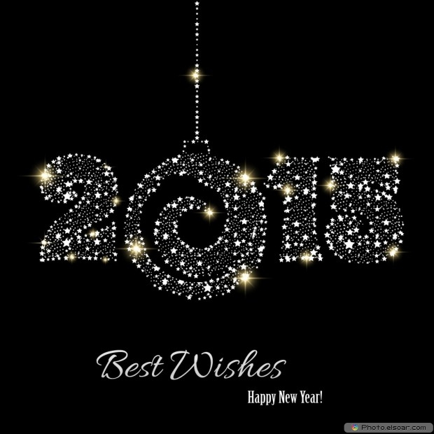 Best Wishes A Happy New Year 2015