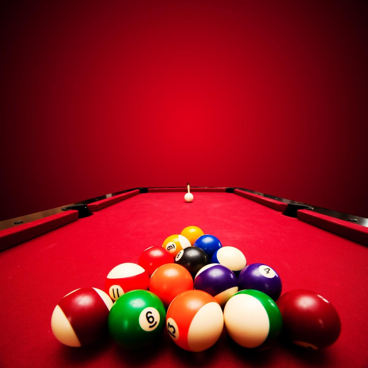 Billiards HD desktop wallpaper  Widescreen  High