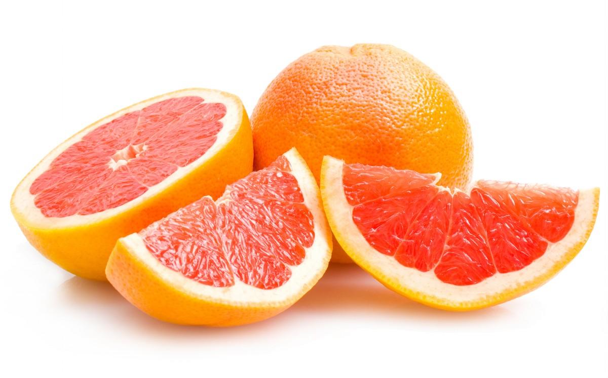 blue fruit blood orange fruit