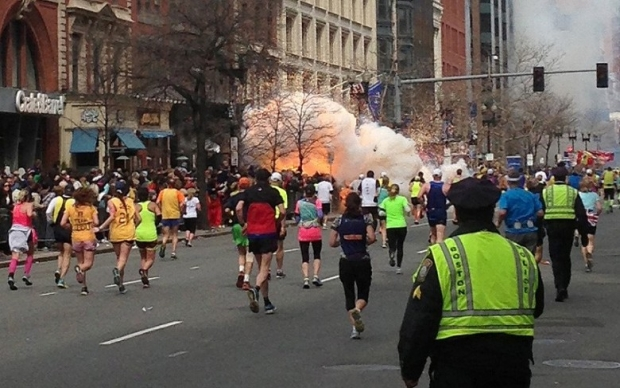 Boston Marathon Bombing In Pictures 11