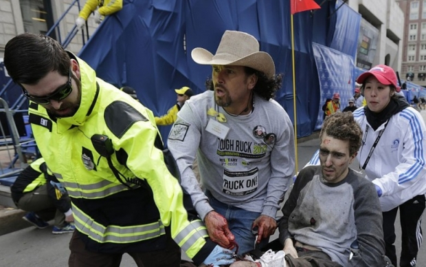Boston Marathon Bombing In Pictures 12 Boston Marathon Bombing In Pictures