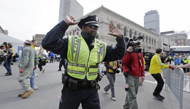Boston Marathon Bombing In Pictures 2