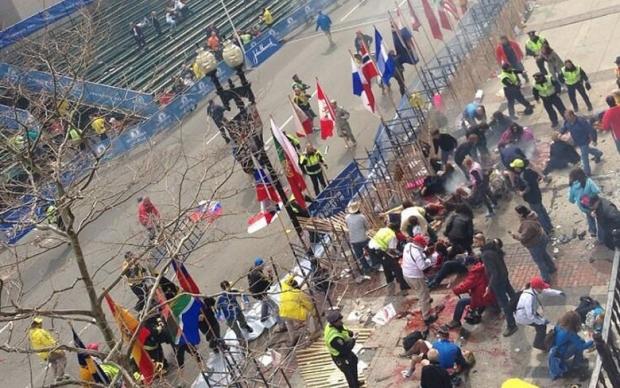 Boston Marathon Bombing In Pictures 9