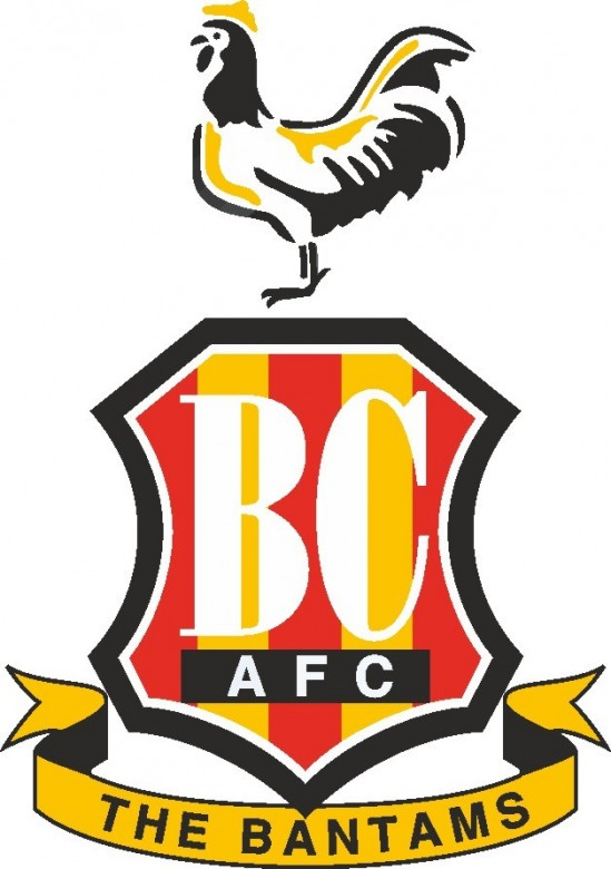 Bradford City A.F.C Logo