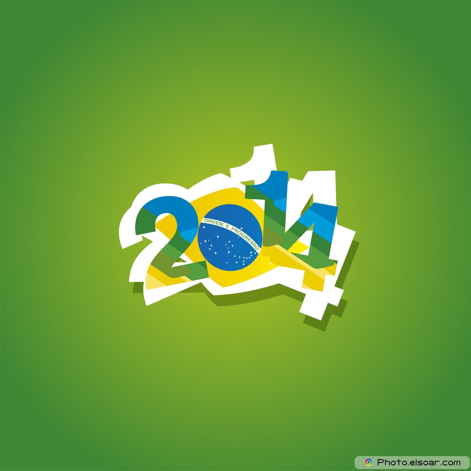 Brazil 2014 Wallpaper