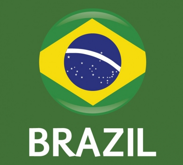 Brazil Flag FIFA World Cup