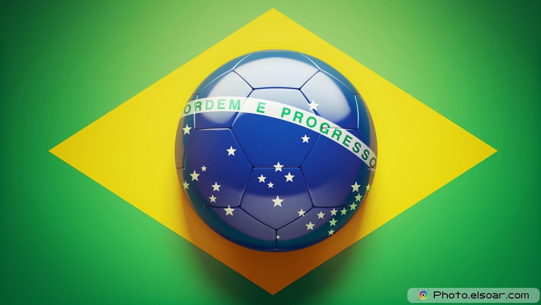 BRAZILIAN VECTOR FLAG Download at Vectorportal
